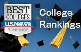 最新USNews美国大学排名完整版