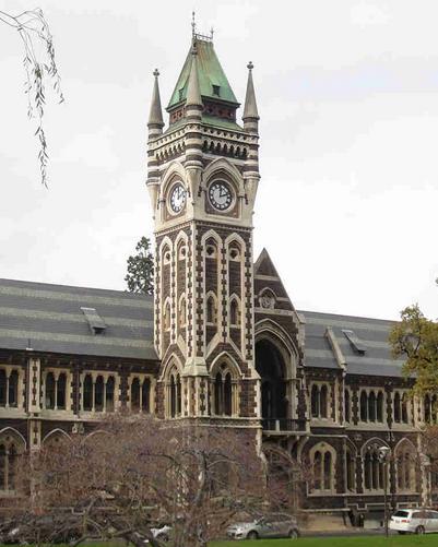 新西兰留学名校