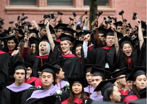 哈佛亚裔本科生录取率创新高